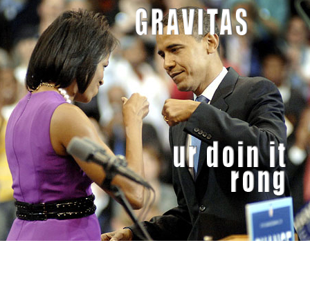 anti-gravitas