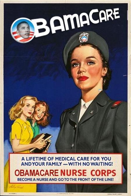 nurse corps obamacare