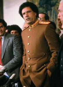 Pre-accessorized Gadaffi