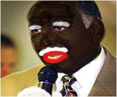 steele blackface