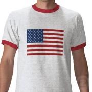 flag teeshirt